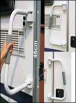 Rainbow Conversions Security For Your Motorhome