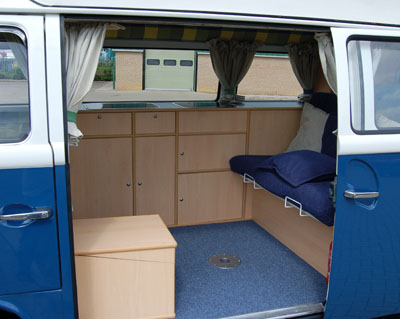 Rainbow conversions for all your motorhome needs for What furniture to put in a bay window