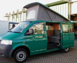 VW T5 Conversion Van