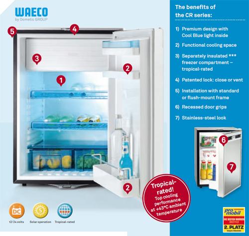 Dometic waeco fridges coolboxes for caravans campers and waeco coolmatic cr compressor fridge range asfbconference2016 Images
